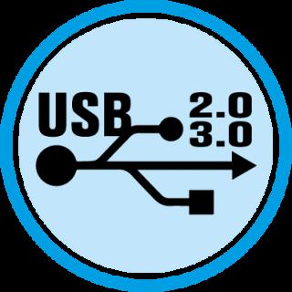 Câbles USB 2.0 et 3.0